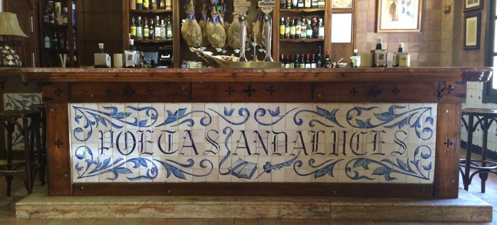 Nuestro Restaurante Poetas Andaluces II