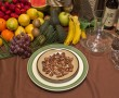 plato de mollejas de cordero