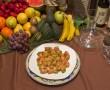 Plato de tomate aliñado